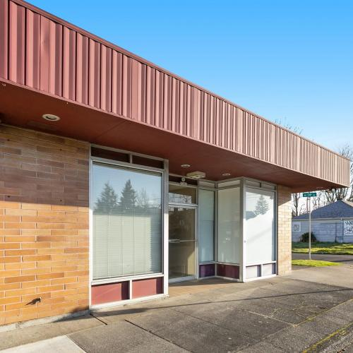 commercial space for lease in Portland